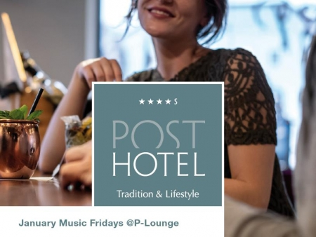 Innichen - Innichen: January Music Fridays @ P-Lounge